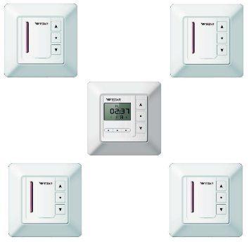 syst mes horloge programmable autom co automatismes pour la maison. Black Bedroom Furniture Sets. Home Design Ideas