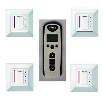 Interrupteur Programmable Volet Roulant.Systemes A Horloge Programmable Autom Eco Automatismes
